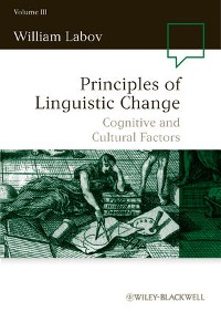 Cover Principles of Linguistic Change, Volume 3