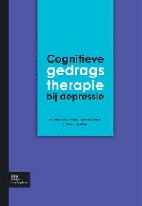 Cover Cognitieve gedragstherapie bij depressie