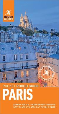 Cover Pocket Rough Guide Paris (Travel Guide eBook)