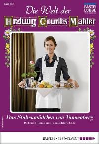 Cover Die Welt der Hedwig Courths-Mahler 457 - Liebesroman