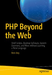 Cover PHP Beyond the Web