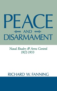Cover Peace And Disarmament