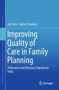 Cover Improving Quality of Care in Family Planning