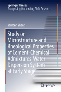 Cover Study on Microstructure and Rheological Properties of Cement-Chemical Admixtures-Water Dispersion System at Early Stage