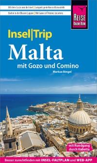 Cover Reise Know-How InselTrip Malta mit Gozo und Comino