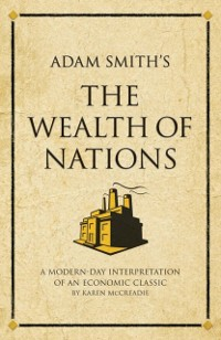Cover Adam Smith's The Wealth of Nations