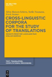 Cover Cross-Linguistic Corpora for the Study of Translations