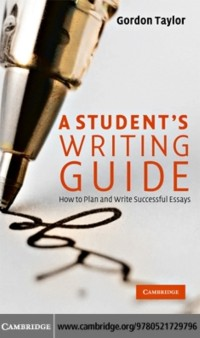 Cover Student's Writing Guide