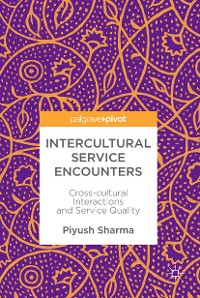 Cover Intercultural Service Encounters