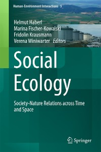 Cover Social Ecology