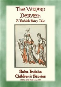 Cover THE WIZARD DERVISH - A Turkish Fairy Tale
