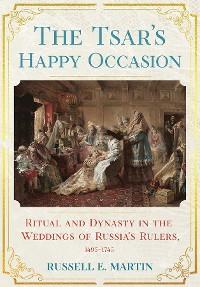 Cover The Tsar's Happy Occasion