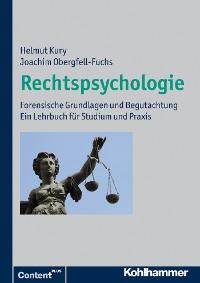 Cover Rechtspsychologie