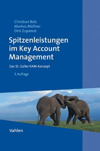 Cover Spitzenleistungen im Key Account Management