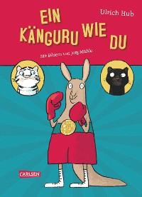 Cover Ein Känguru wie du