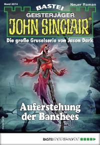 Cover John Sinclair 2074 - Horror-Serie