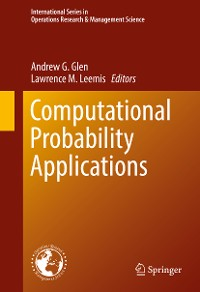 Cover Computational Probability Applications