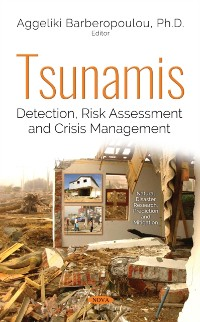 Cover Tsunamis: Detection, Risk Assessment and Crisis Management
