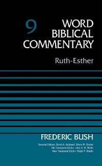Cover Ruth-Esther, Volume 9