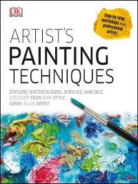 Cover Artist's Painting Techniques