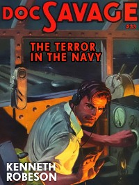 Cover The Terror in the Navy