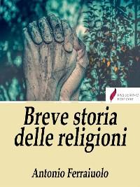 Cover Breve storia della religioni
