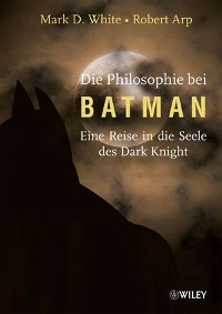 Cover Die Philosophie bei Batman
