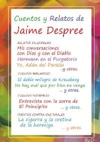 Cover Cuentos y Relatos de Jaime Despree