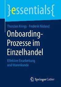 Cover Onboarding-Prozesse im Einzelhandel
