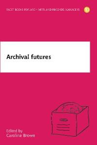 Cover Archival Futures