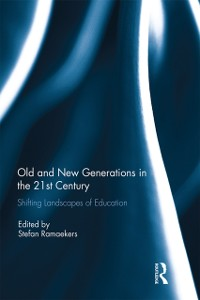 Cover Old and new generations in the 21st century