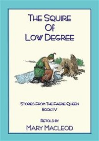 Cover THE SQUIRE OF LOW DEGREE - Book 4 from the Stories of the Faerie Queene
