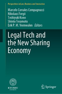 Cover Legal Tech and the New Sharing Economy