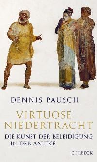 Cover Virtuose Niedertracht