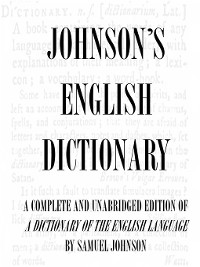 Cover Dictionary of the English Language (Complete and Unabridged)