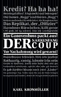 Cover Der Narrenfang Coup
