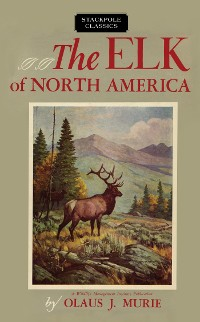 Cover The Elk of North America