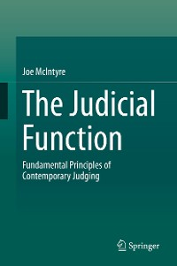 Cover The Judicial Function
