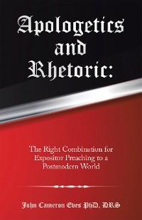 Cover Apologetics and Rhetoric: