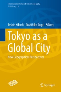 Cover Tokyo as a Global City