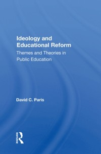 Cover Ideology And Educational Reform