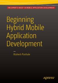 Cover Beginning Hybrid Mobile Application Development