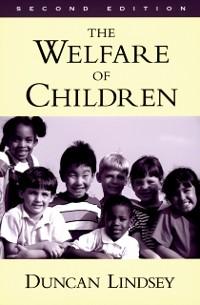 Cover Welfare of Children