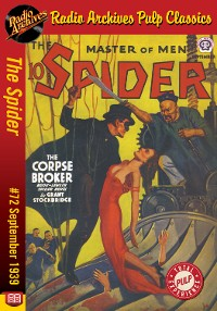Cover The Spider eBook #72