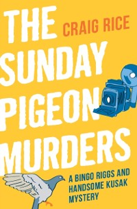 Cover Sunday Pigeon Murders