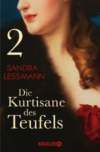 Cover Die Kurtisane des Teufels 2