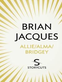 Cover Allie/Alma & Bridgey