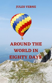 Cover Around the World in 80 Days