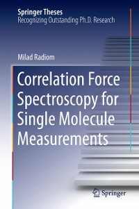 Cover Correlation Force Spectroscopy for Single Molecule Measurements