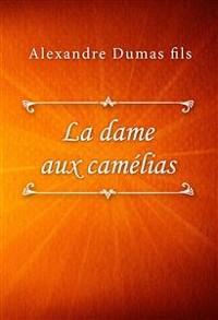 Cover La dame aux camélias
